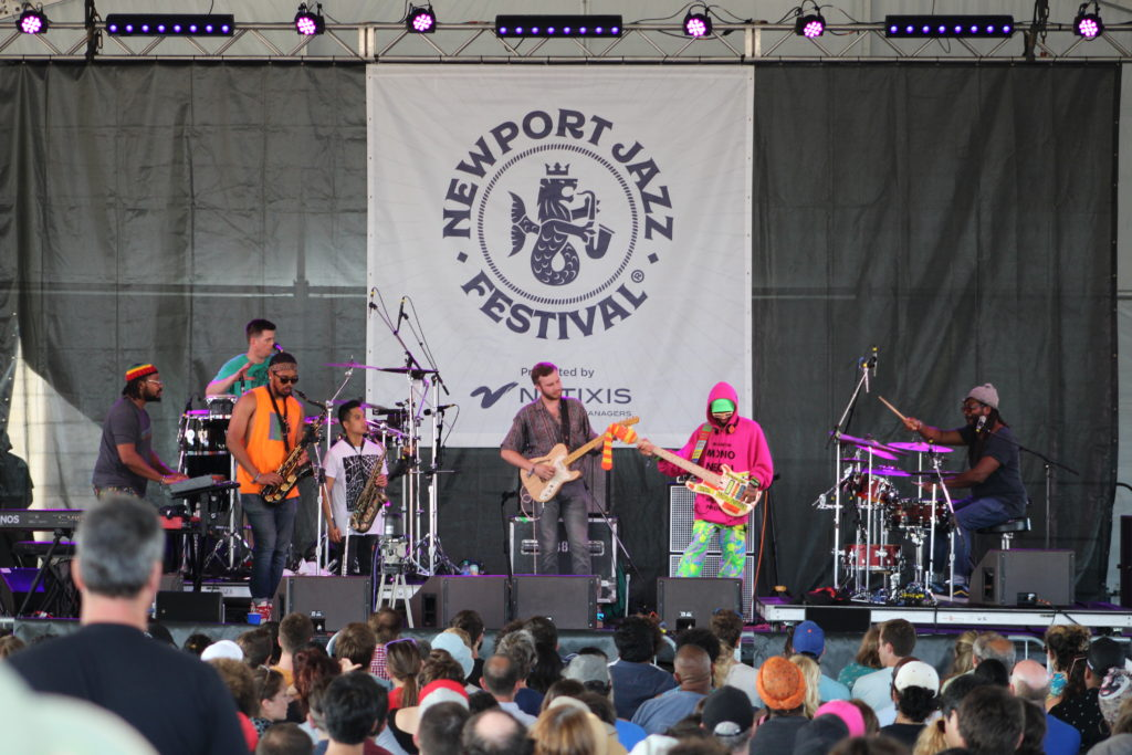 65TH ANNIVERSARY HIGHLIGHTS OF THE 2019 NEWPORT JAZZ